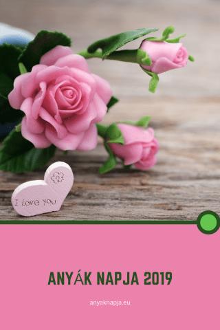 Anyák napja 2019