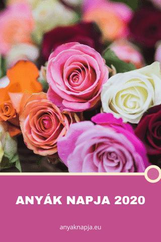 Anyák napja 2020