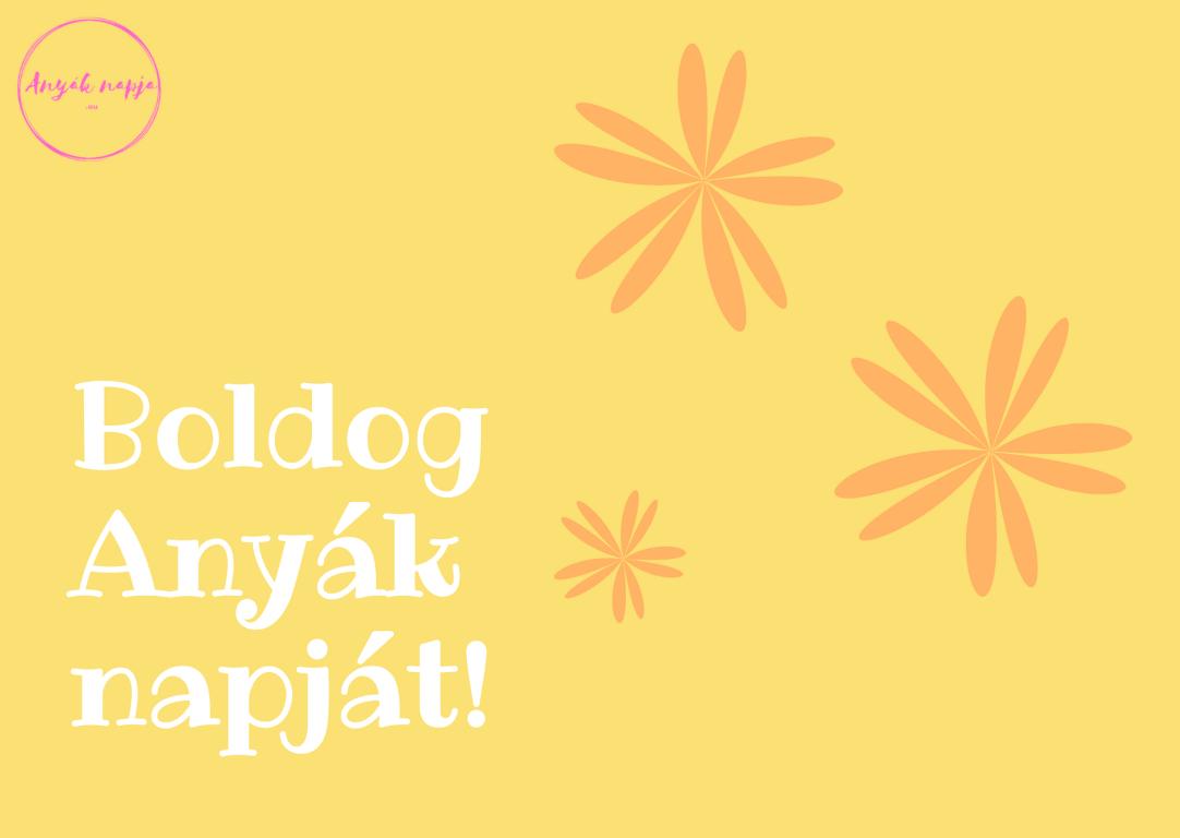 Boldog Anyák napját! - Anyák napi képek, képeslapok 6